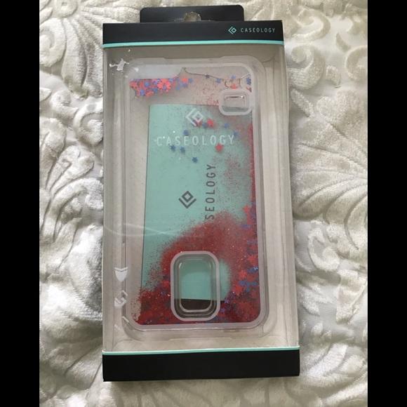 official photos c43b2 d20d2 Caseology Samsung Galaxy S5 clear sparkles NEW NWT